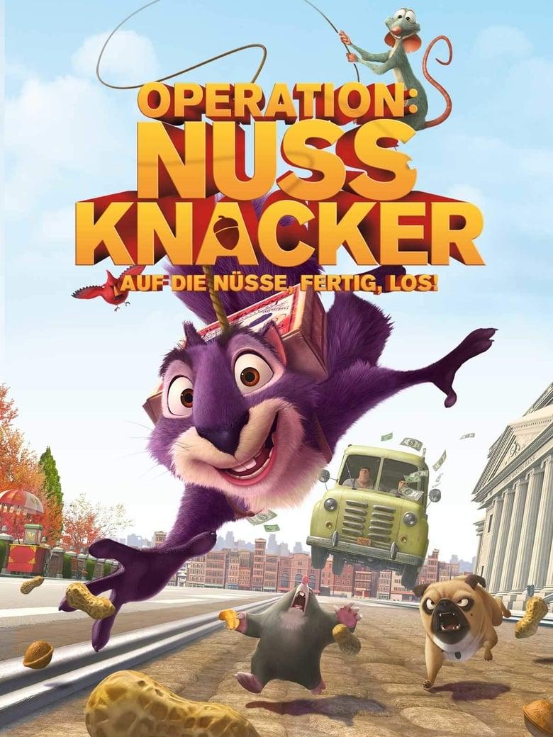 Operation Nussknacker - Animation / 2015 / ab 6 Jahre