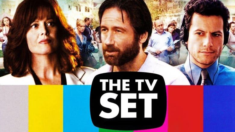 فيلم The TV Set 2007 مترجم اونلاين