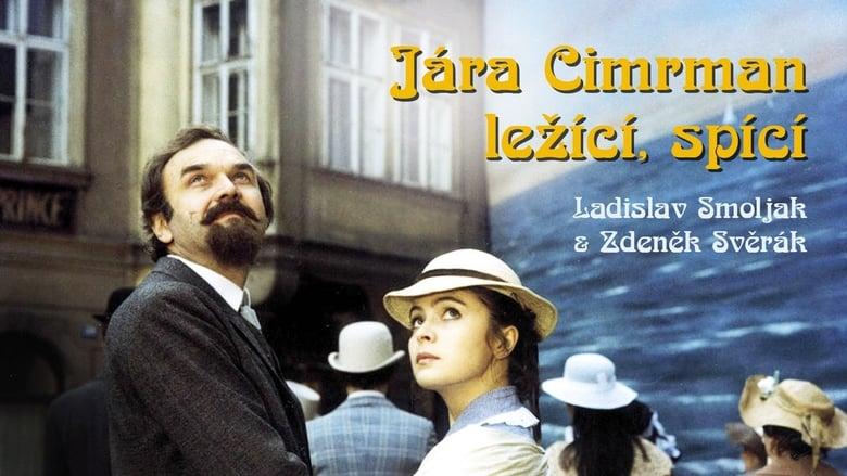 Film Jára Cimrman ležící, spící In Buona Qualità