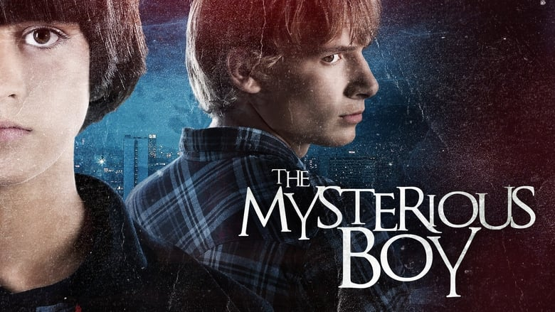 The Mysterious Boy banner backdrop