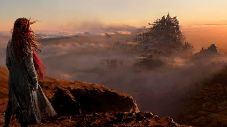 Mortal Engines Backdrop