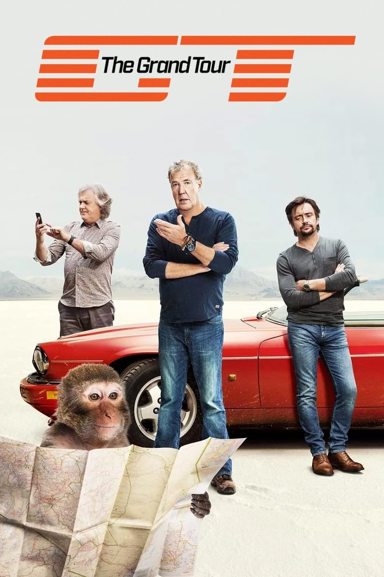 The Grand Tour (Temporada 2) Torrent