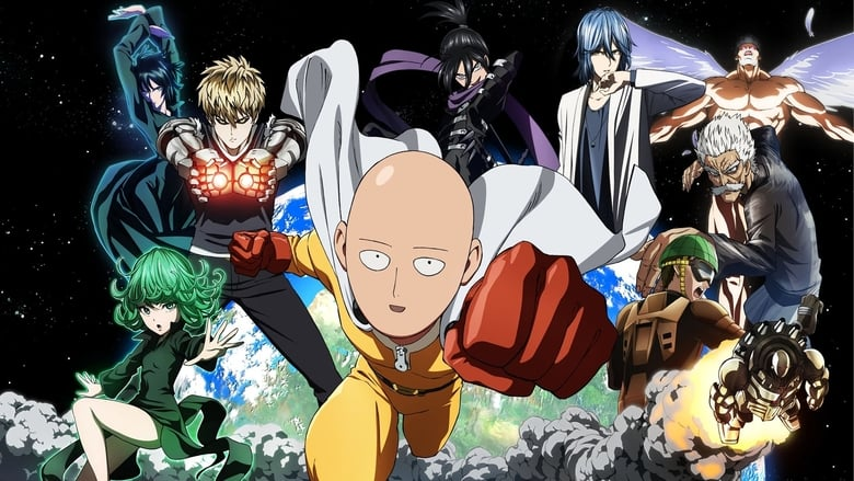 One Punch Man Primeira Temporada Completa