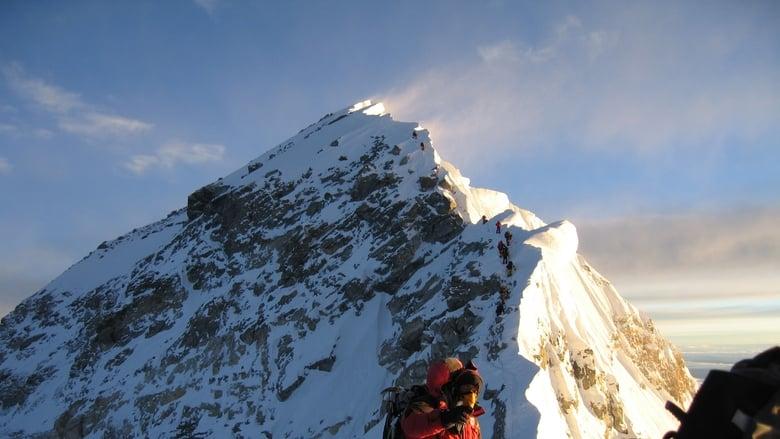 Everest banner backdrop