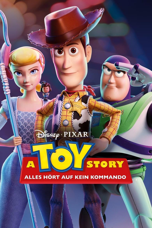 Toy Story 4 – Alles hört auf kein Kommando - Abenteuer / 2019 / ab 0 Jahre