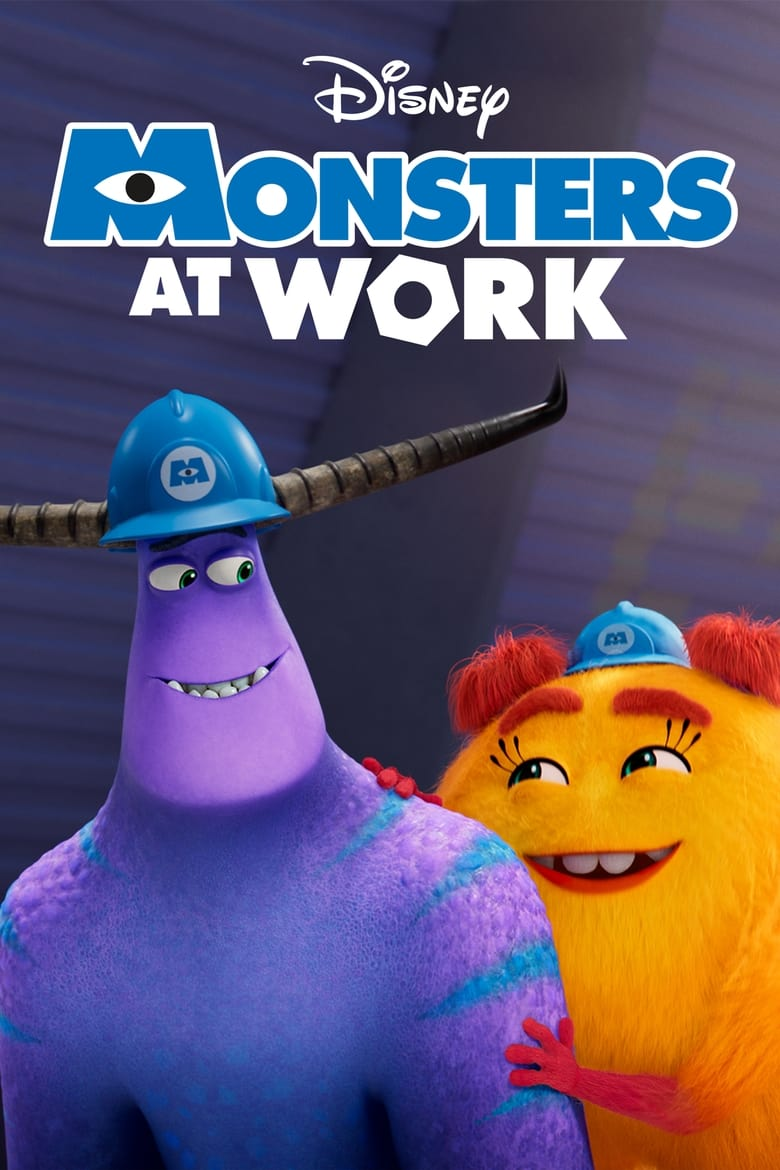 Poster for Serial Monsters at Work