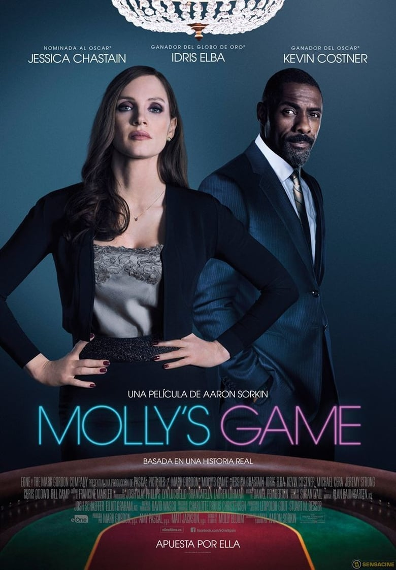 Molly's Game (2017) OnLine D.D.