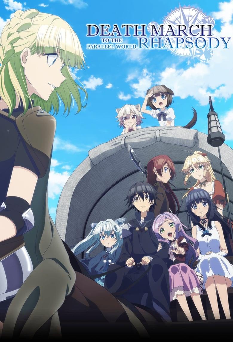 Death march kara hajimaru isekai kyousoukyoku sub indo nonton anime