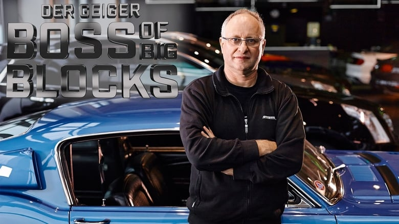 مسلسل The Geiger – Boss of Big Blocks 2015 مترجم اونلاين