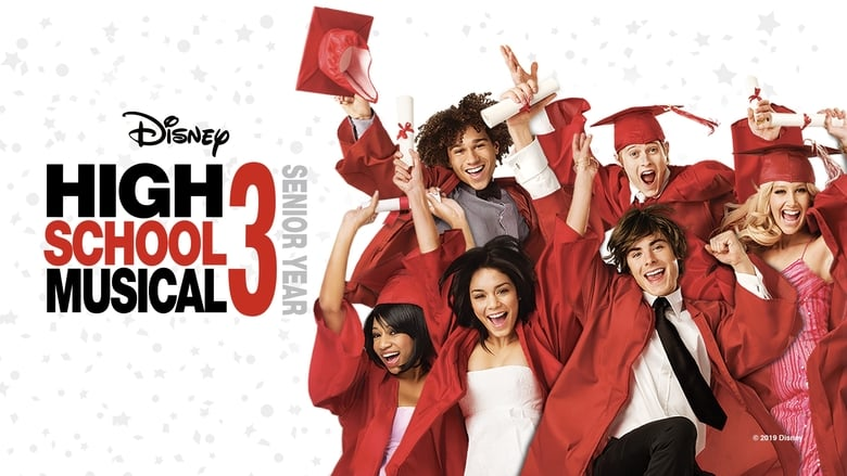 Wallpaper Filme High School Musical 3: Ano da Formatura