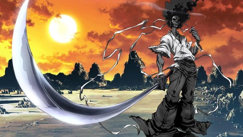 Afro+Samurai