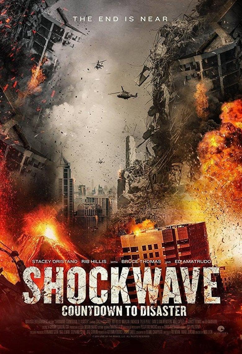 Εξώφυλλο του Shockwave: Countdown to disaster