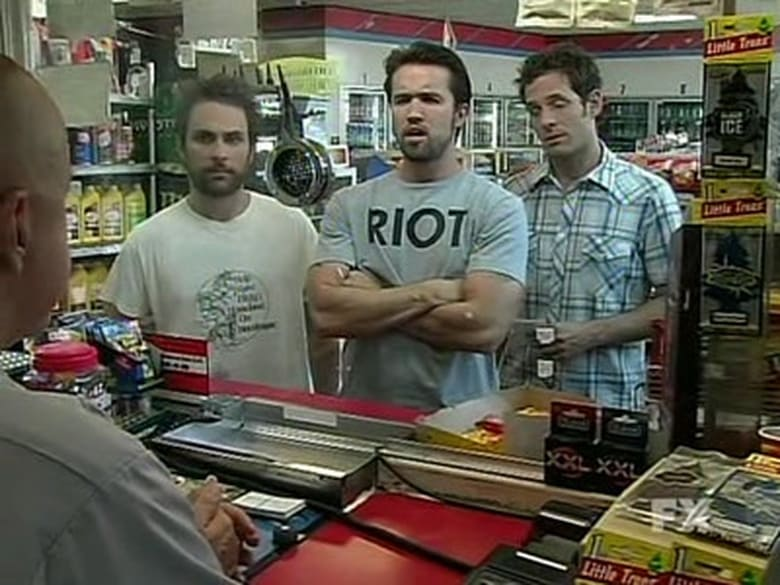 It S Always Sunny In Philadelphia The Gang Solves The Gas