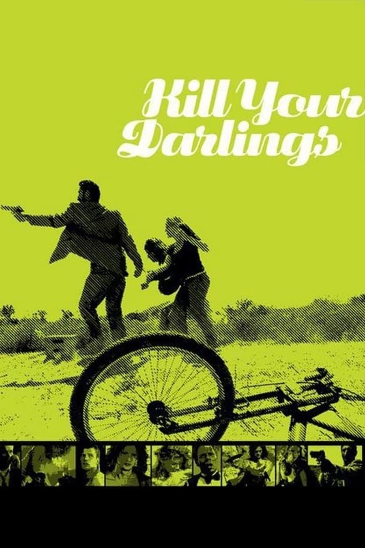 Εξώφυλλο του Kill Your Darlings