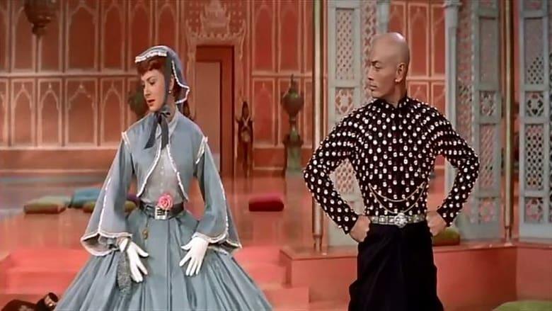 кадр из фильма Король и я