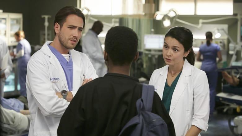 Saving Hope Season 5 Episode 8