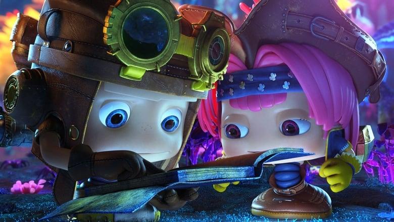 Imagens do Axel e os Meninos do Espaço Dublado Dublado Online