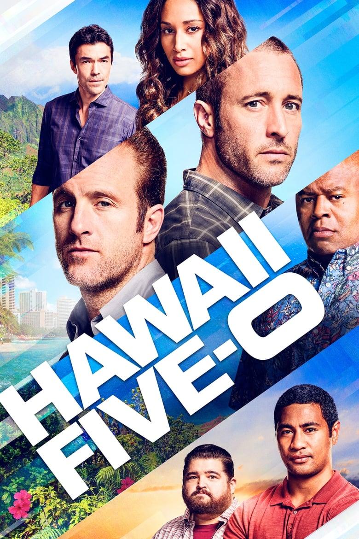 Εξώφυλλο του Hawaii Five-0