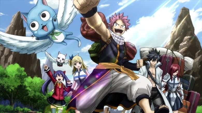 Fairy Tail saison 8 episode 51 streaming