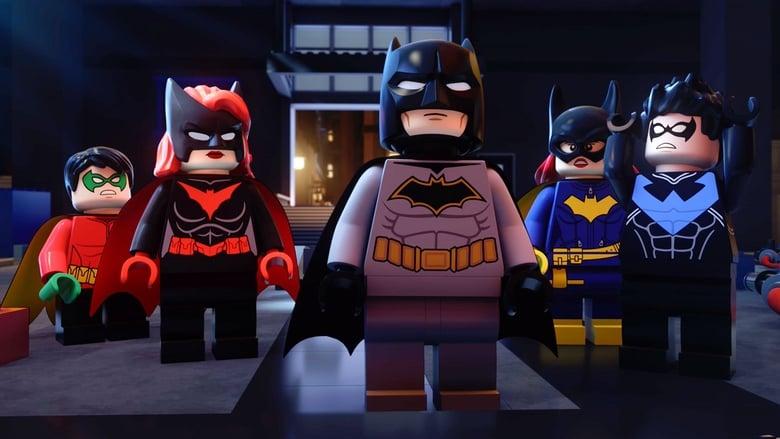 Film Lego DC Batman: Family Matters Online Feliratokkal