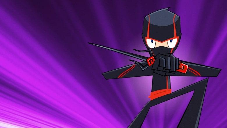 Randy Cunningham: 9th Grade Ninja banner backdrop