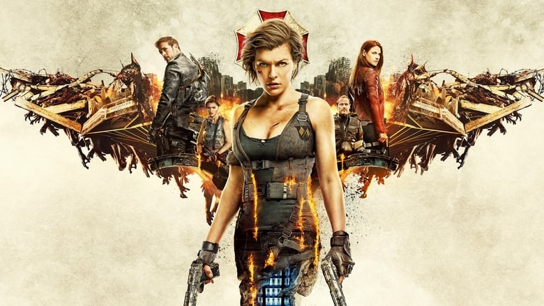 Resident Evil The Final Chapter 2016 The Movie Database Tmdb