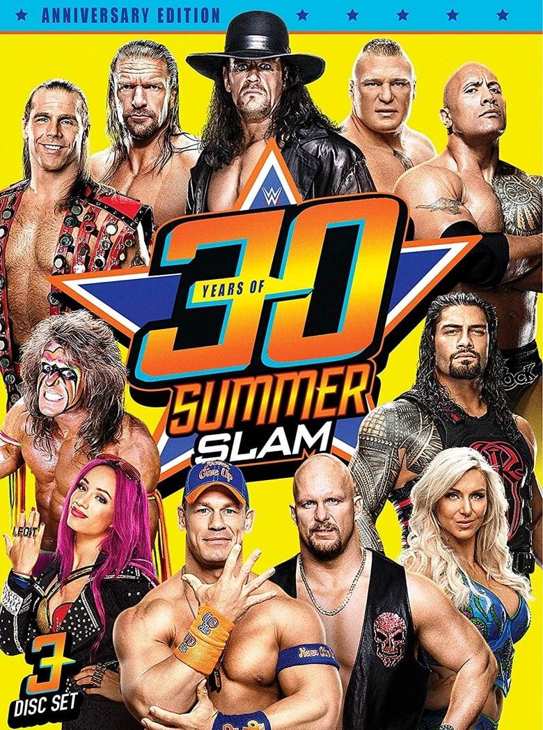 WWE: 30 Years of SummerSlam (2018)