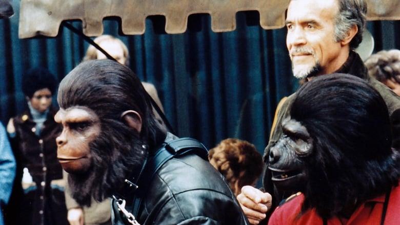 La rebelión del planeta de los simios