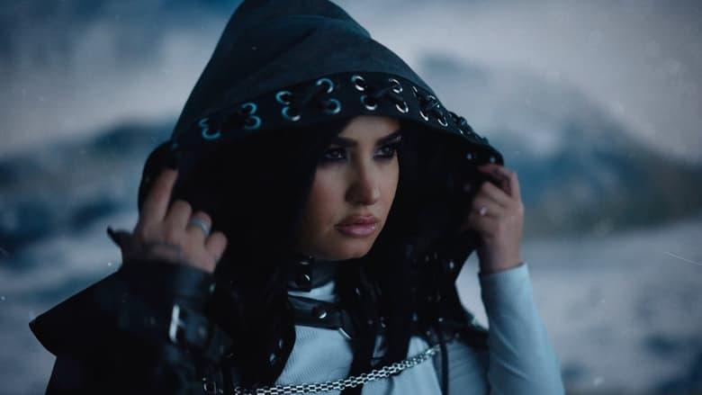 Demi Lovato: Dancing with the Devil banner backdrop