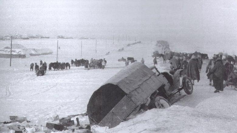 Stalingrad banner backdrop