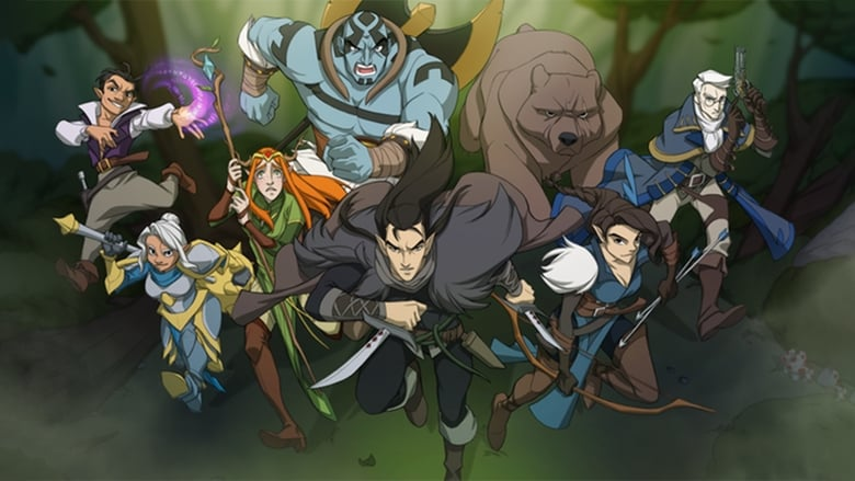 Sledujte Critical Role: The Legend of Vox Machina Animated Special Plně Duplikováno