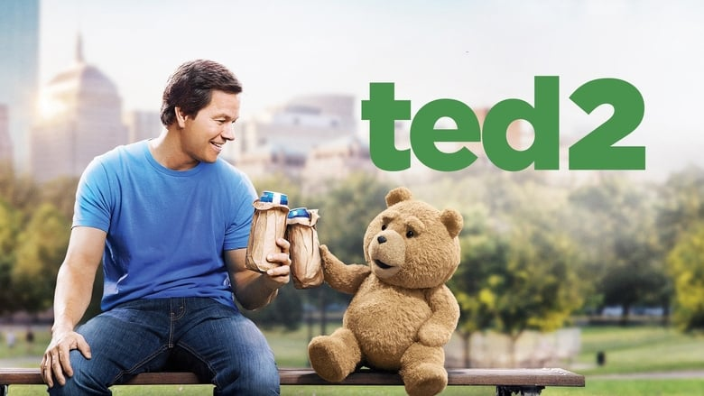 Ted 2 banner backdrop