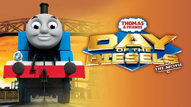 Thomas+%26+Friends%3A+Day+of+the+Diesels