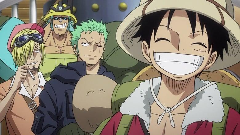 One Piece Film Gold Stream Deutsch