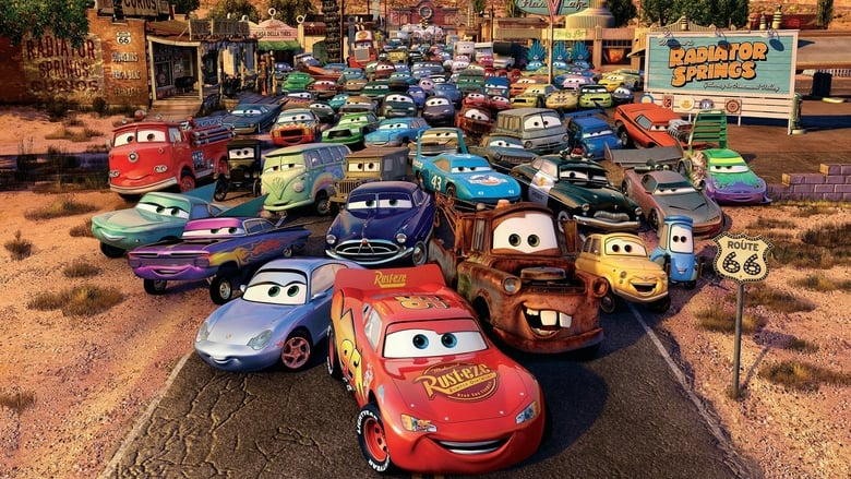 Cars 2006 The Movie Database Tmdb