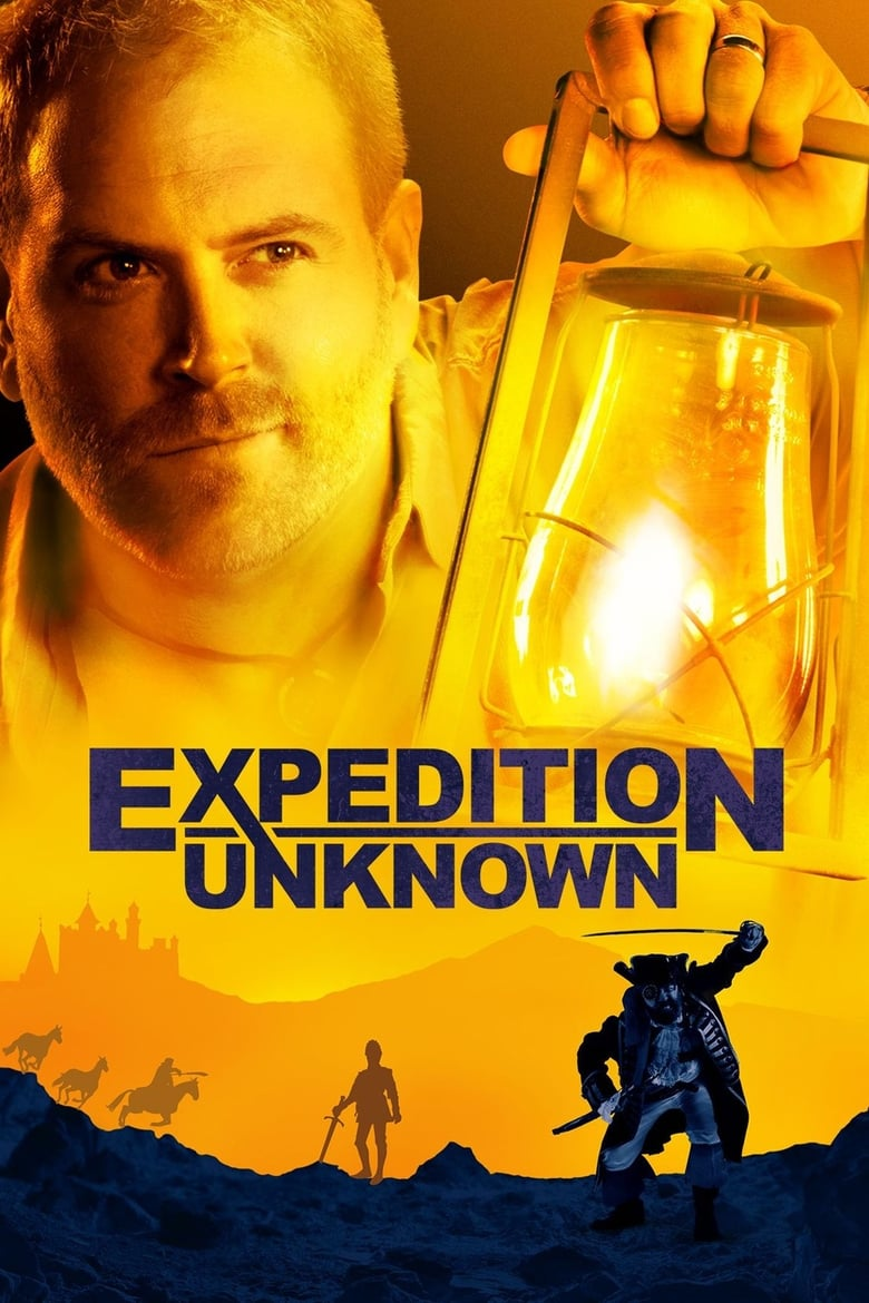 Expedition Unknown - poster