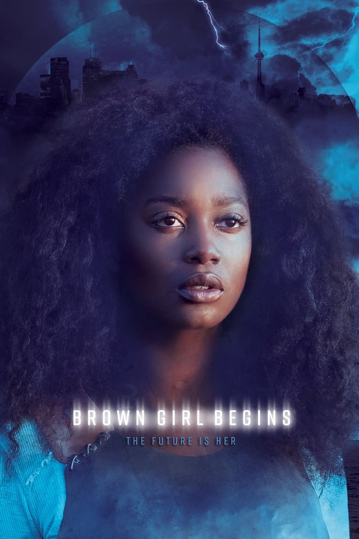 Εξώφυλλο του Brown Girl Begins