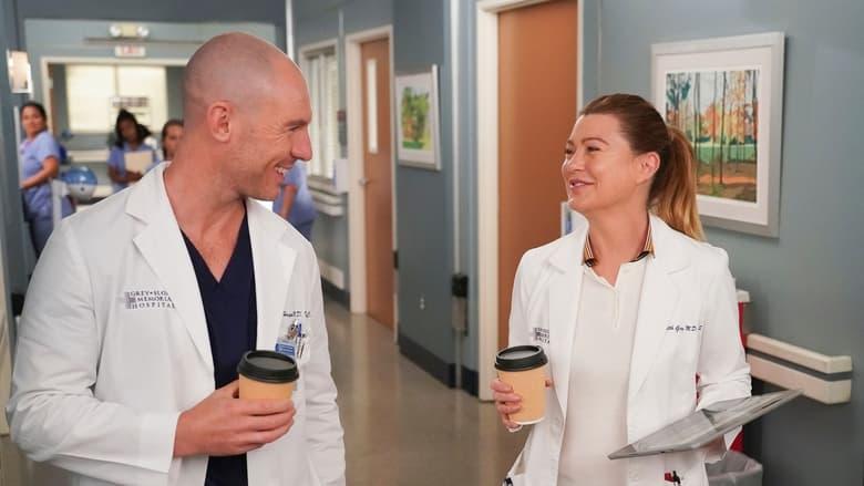 Grey's Anatomy: 18×3