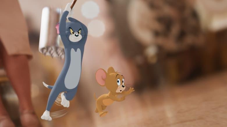 кадр из фильма Том и Джерри