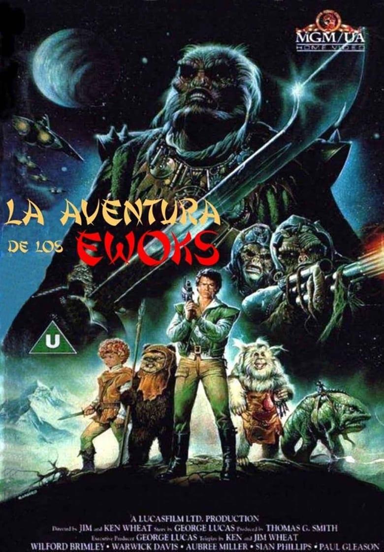 La aventura de los Ewoks (1984)