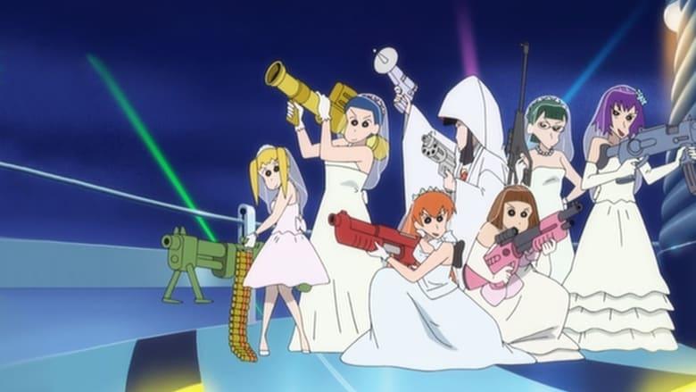 مشاهدة فيلم Crayon Shin-chan: Super-Dimension! The Storm Called My Bride 2010 مترجم أون لاين بجودة عالية
