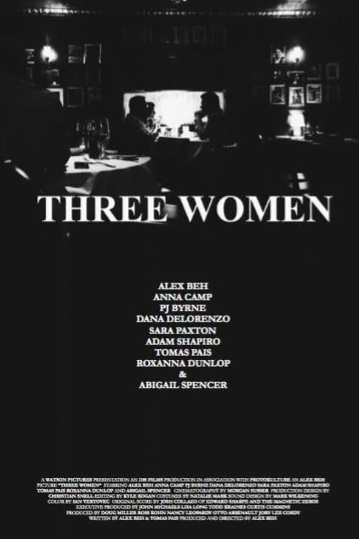 Εξώφυλλο του Three Women