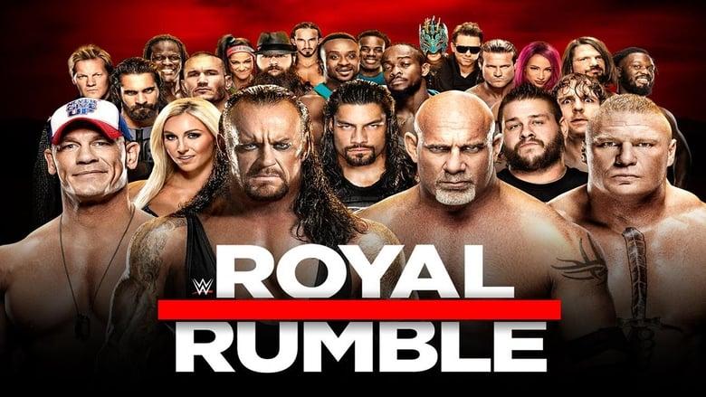 Voir WWE Royal Rumble 2017 en streaming vf gratuit sur StreamizSeries.com site special Films streaming