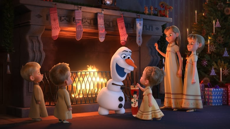 Ver pelicula Frozen: Una aventura de Olaf online