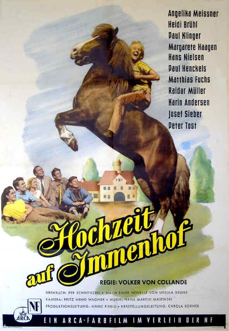 Hochzeit Auf Immenhof Ganzer Film
