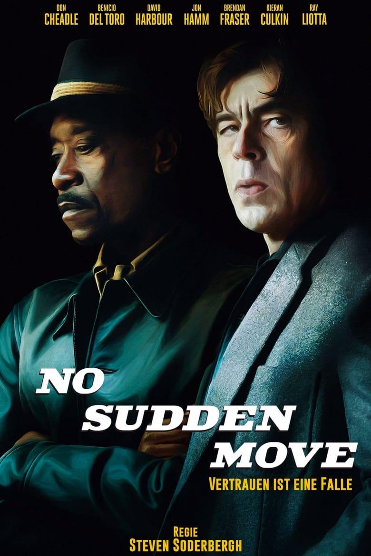 No Sudden Move - Krimi / 2021 / ab 12 Jahre