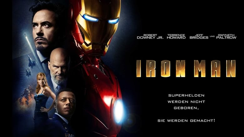 Iron Man Stream Kinox