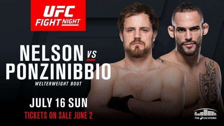 UFC Fight Night 113: Nelson vs. Ponzinibbio