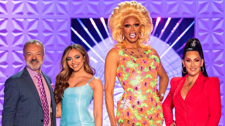 RuPaul's Drag Race UK: 1×5