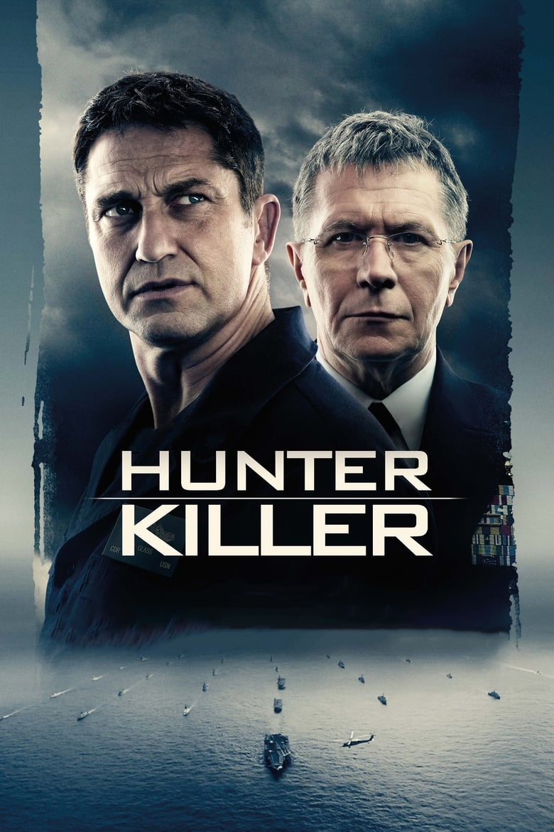 Hunter Killer - poster